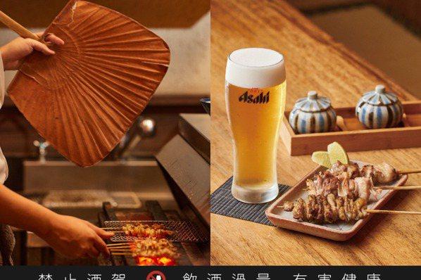 辛口啤酒地圖炮全開!跟著ASAHI這樣吃喝也太開心!