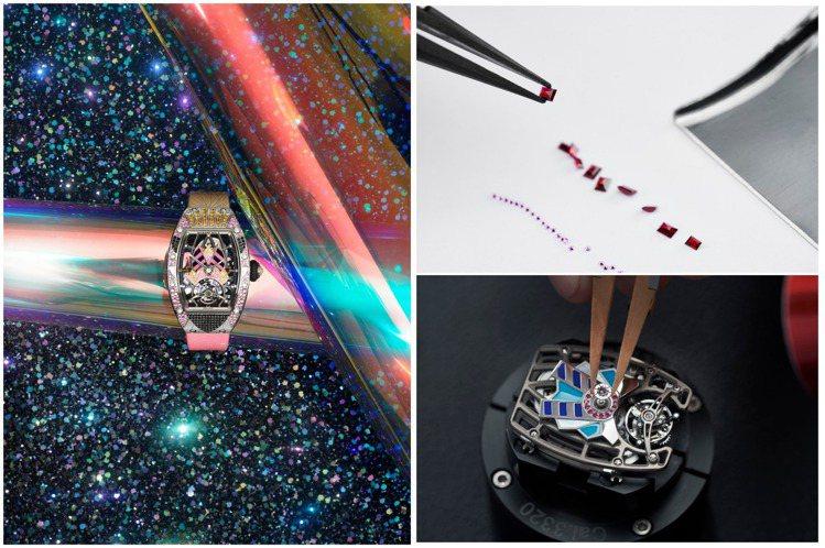 太空、科幻、迷離、誘人,就是RM 71-02 TALISMAN腕表的魅力總和。圖...