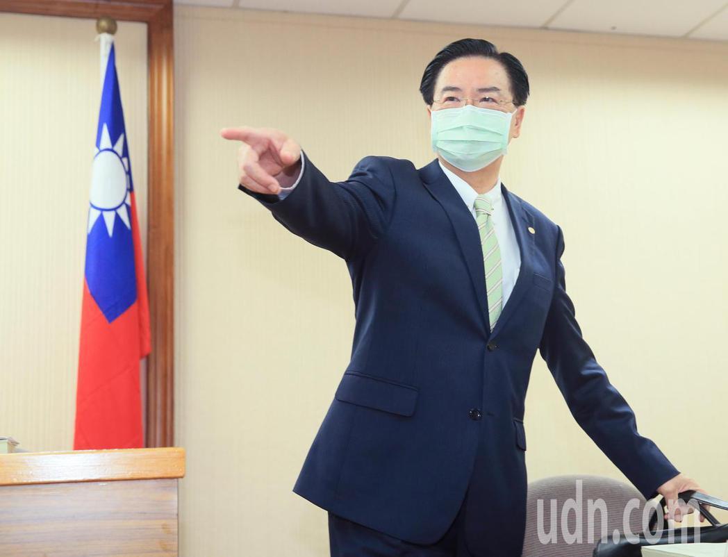 外交部長吳釗燮今天表示,對美環保署長惠勒無法來台感到惋惜,但台美間合作不會停止。...
