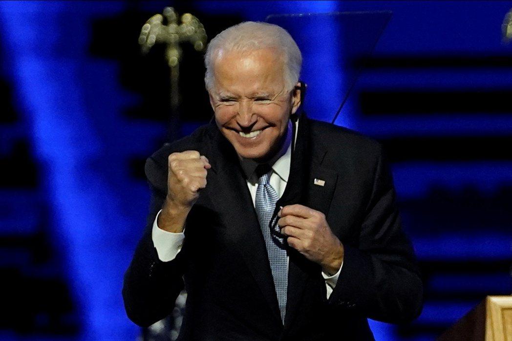 美國總統當選人拜登獲得美國史上最多票數。路透