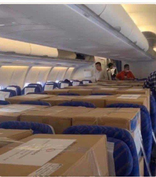 航空貨運第4季價量齊揚。業者提供