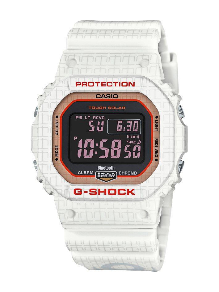 G-SHOCK跨界Jahan Lo系列GW-B5600SGZ-7腕表6,900元...