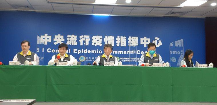 中央流行疫情指揮中心今公布新增24例境外移入新冠肺炎確診病例。聯合報系資料照片/...