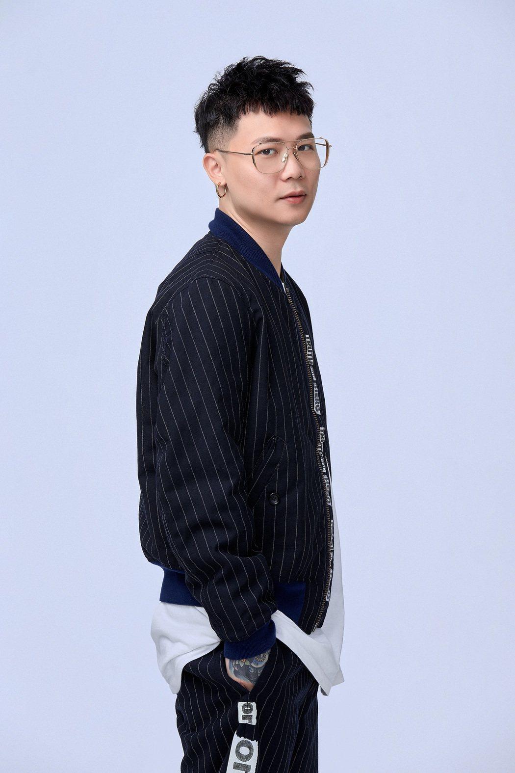 蕭秉治將參與臺北跨年演出。圖/臺北市觀光傳播局與必應創造提供