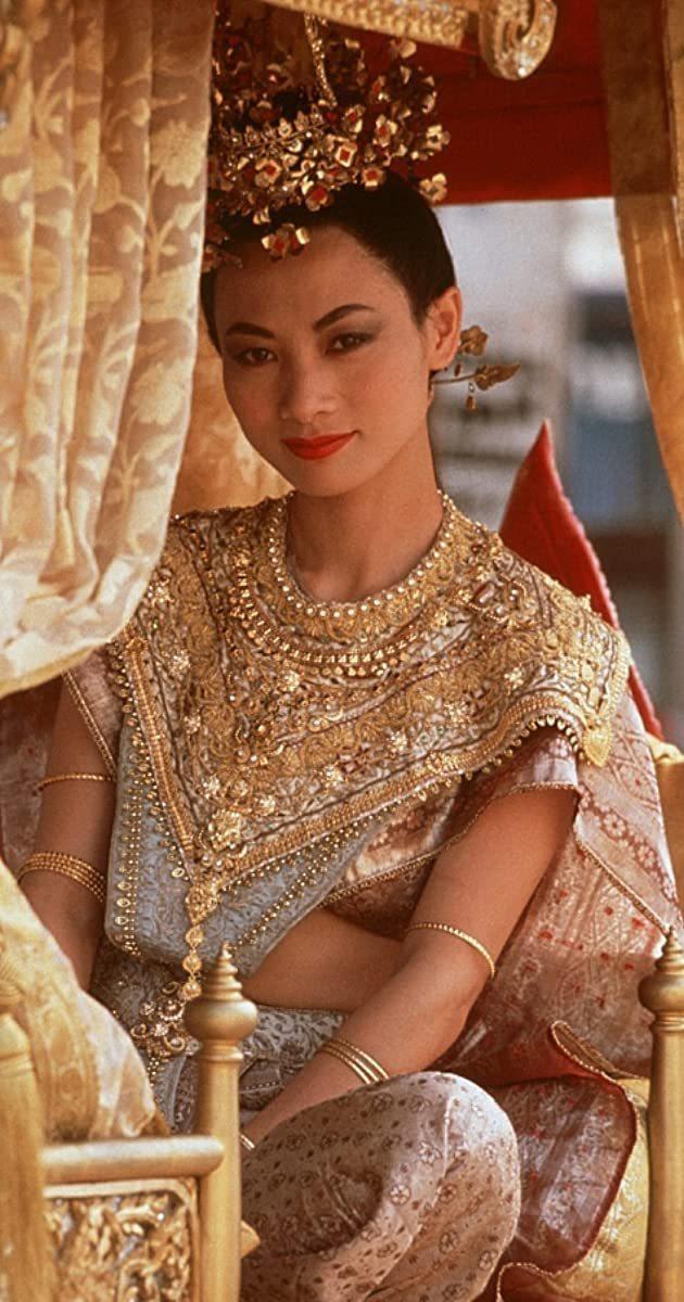 白靈當年在《安娜與國王》中飾演勇敢追求心中所愛的Tuptim。圖/摘自IMDB