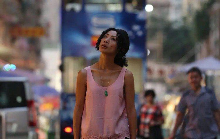 白靈以《墮胎師》入圍本屆金馬最佳女主角。圖/金馬執委會提供