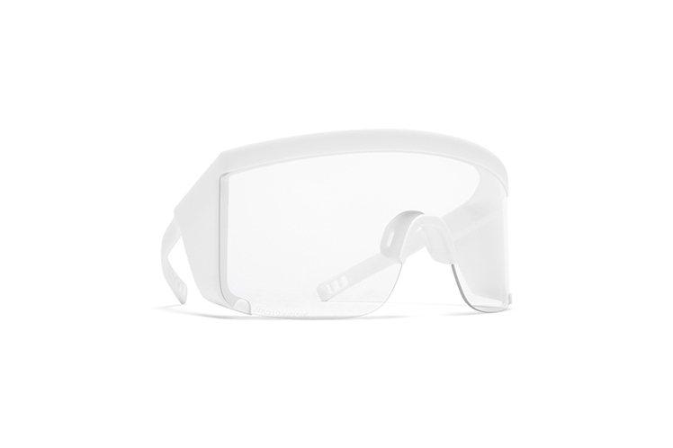 MYKITA MYLON GUARD ONE多功能防護眼鏡鏡框2,400元。圖/...