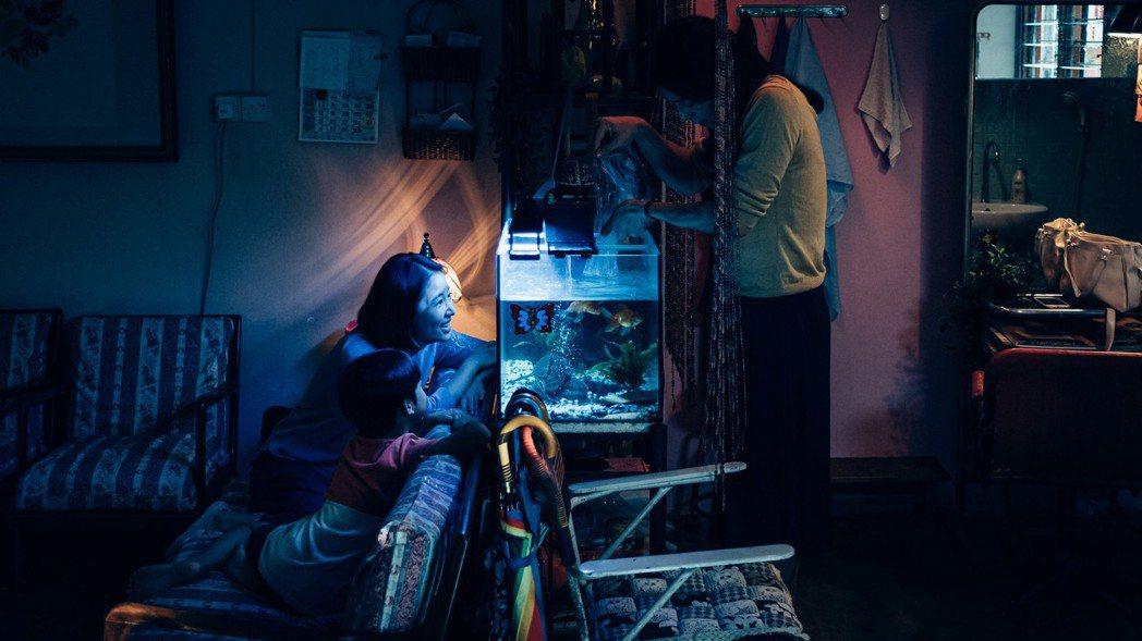「迷失安狄」以寫實手法敘述李李仁、林心如之間動人的友誼故事。圖/滿滿額提供