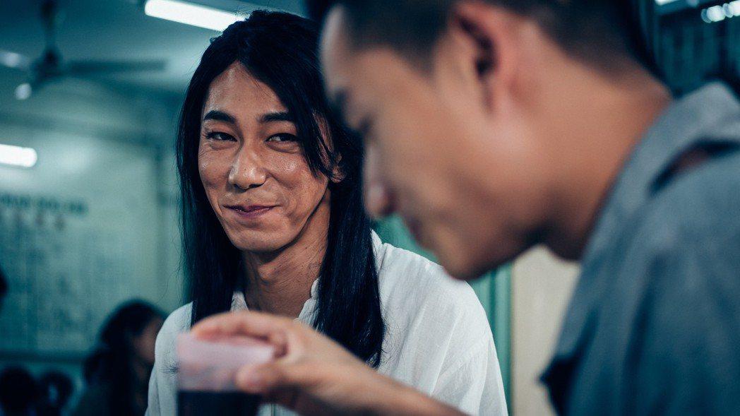 李李仁在「迷失安狄」首度飾演跨性別者,獻出有史以來最撫媚演出,表現深獲肯定。圖/