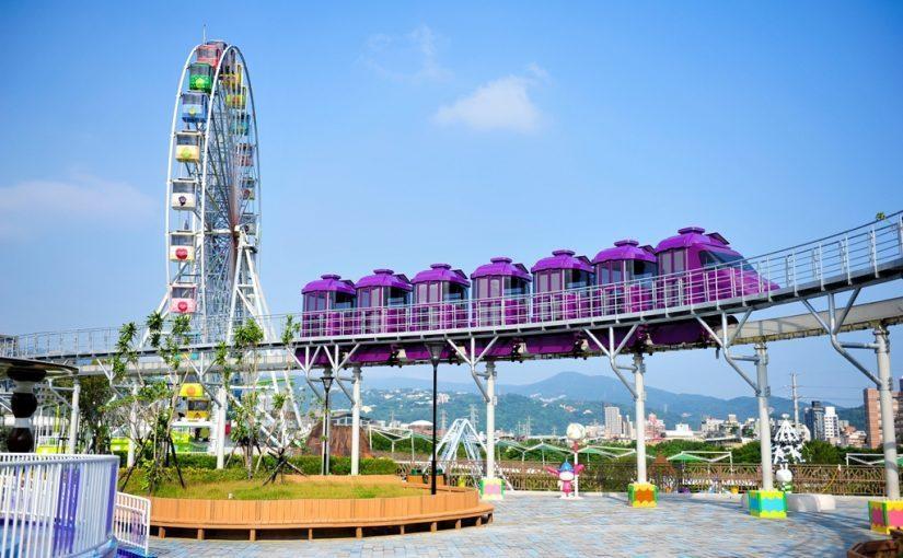 台北市新兒童樂園 圖/好好玩台灣