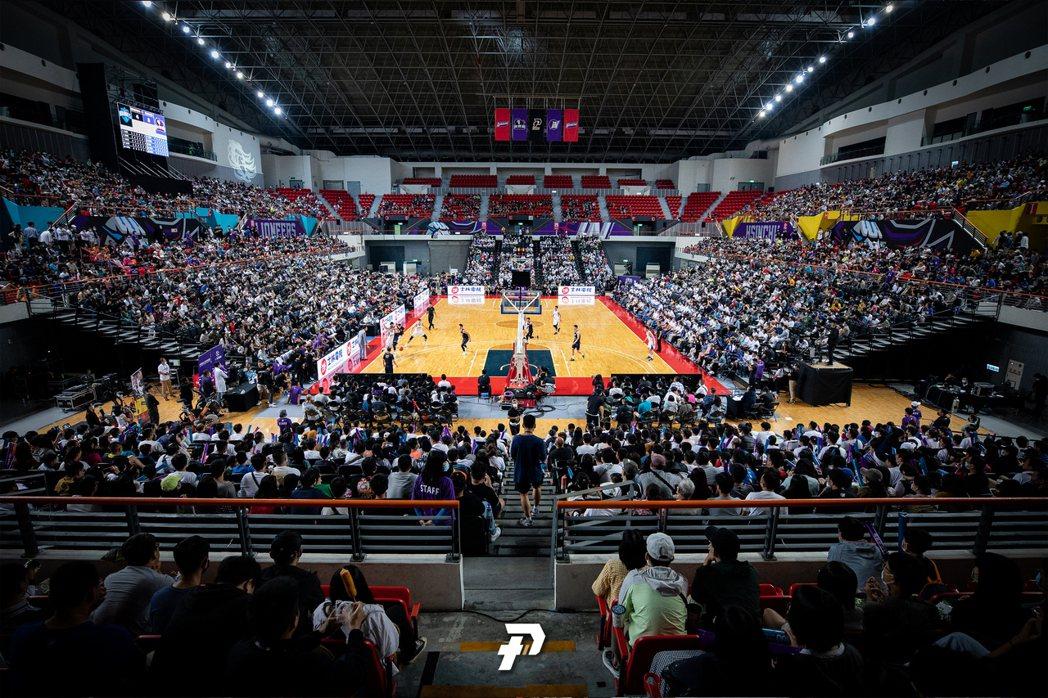 台灣新職業籃球聯盟P-League+首個賽季預計在2020年12月19日開打。 圖/P-League+提供