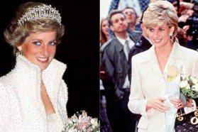《王冠》艾瑪可林完美重現黛安娜王妃經典造型掀話題!解析黛妃仿妝,連宋慧喬也效仿