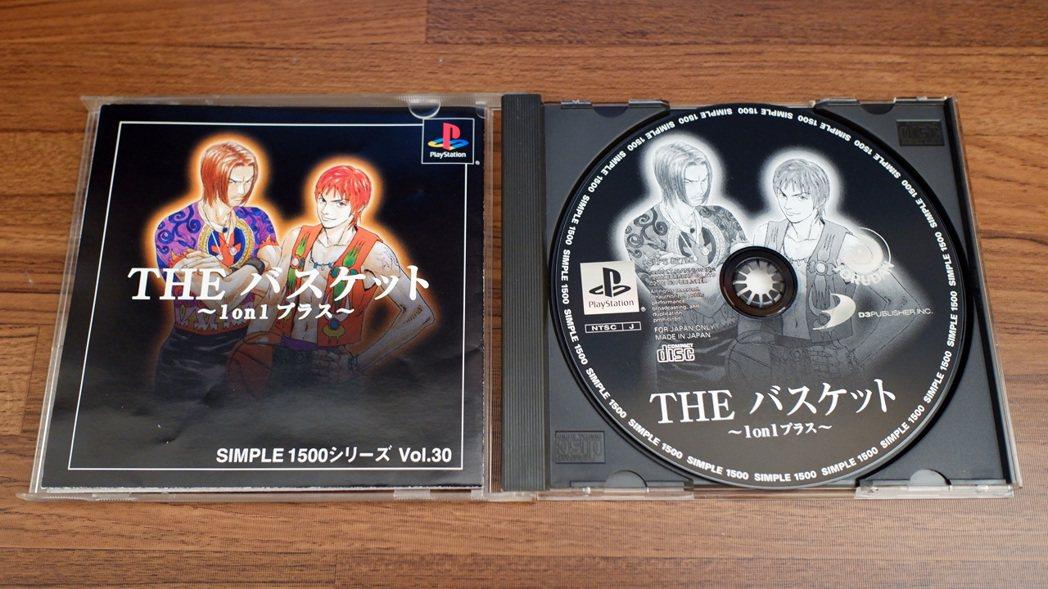 2000 年推出的《簡單遊戲 1500 系列》(SIMPLE 1500 SERI...