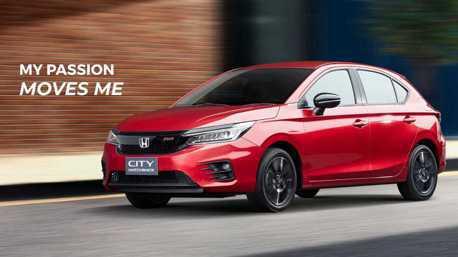 台灣可能導入嗎?泰國Honda發表 City Hatchback以及City e:HEV Sedan!