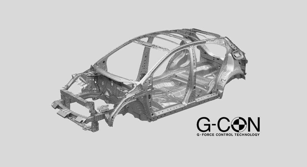 高剛性G-Con車體。 圖/Honda Thailand提供