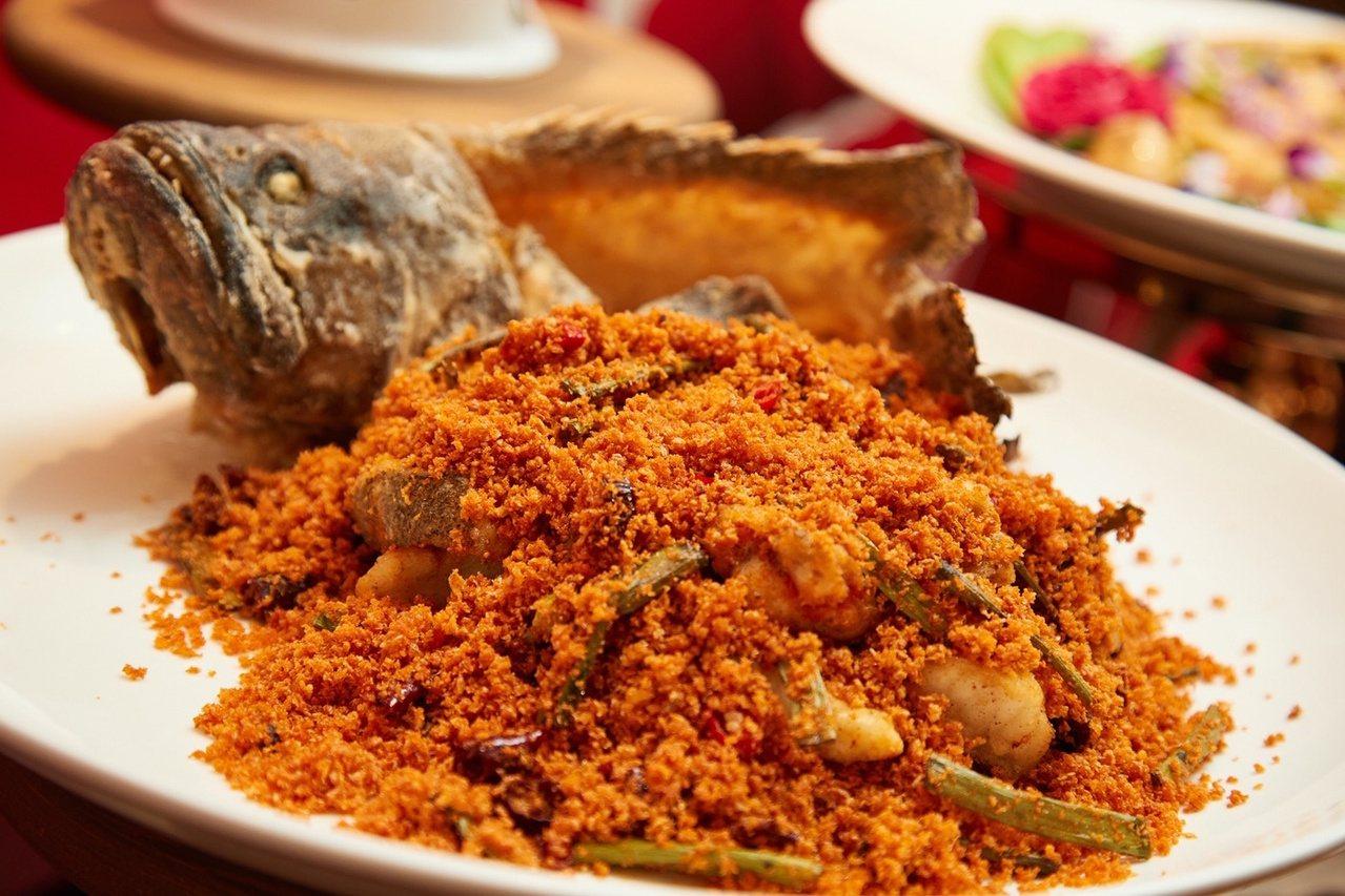 想吃手工手菜,推薦新改裝的米其林餐廳「大三元」。 圖/大三元提供