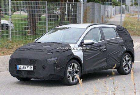 湊齊歐洲第五款休旅 全新Hyundai Bayon預告明年上半年登場!