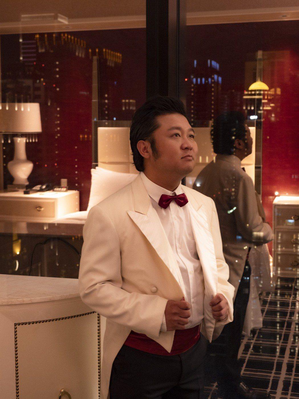 納豆在「同學麥娜絲」演技精湛,拿下金馬獎最佳男配角。圖/甲上提供