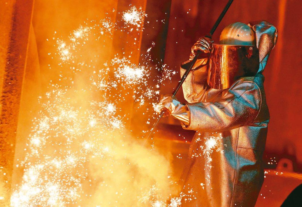 比利時10月全球粗鋼產量增7% 連三月成長