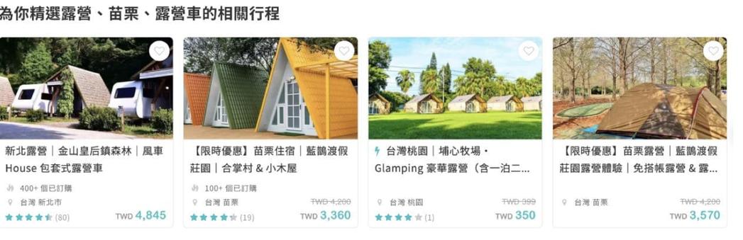 KKday透過數據應用,推薦用戶個人專屬主題旅遊行程。 資策會/提供
