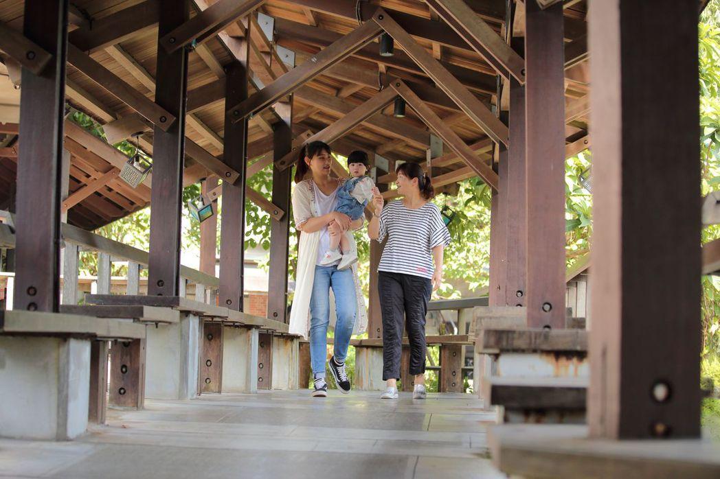 宜蘭傳藝老爺行旅鼓勵帶長輩出遊即時享樂。業者/提供