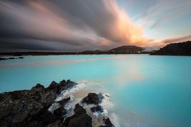 冰島 藍湖(Blue Lagoon, Iceland) 圖/Talter Tai...