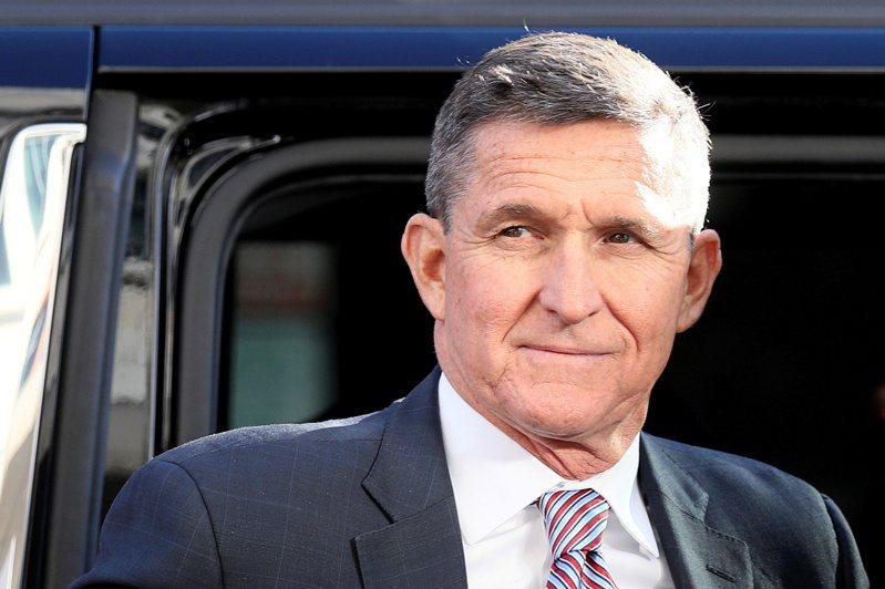 前白宮國家安全顧問佛林(Michael T. Flynn)。 路透社資料照片