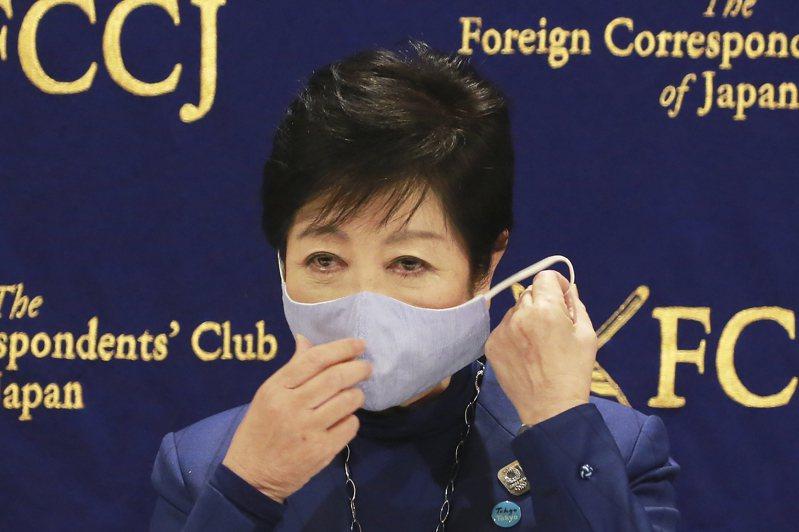 日本東京奧運與帕運組織委員會針對新冠肺炎疫情,擬要求選手隨時配戴口罩。 美聯社