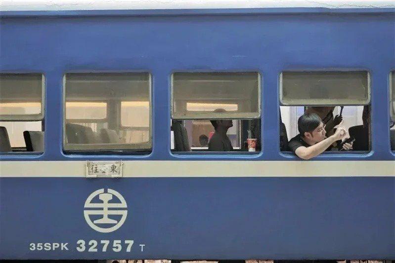 台鐵今年拍板藍皮普快列車修復計畫。圖/屏東縣府文化處提供