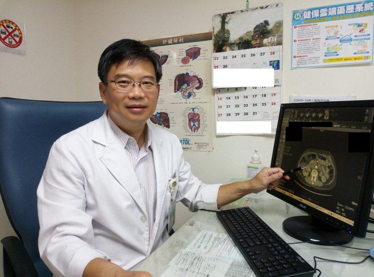 洪吉來主任提醒,胰臟癌高風險族群一定要留意症狀,並定期接受檢查,確保早期發現早期...