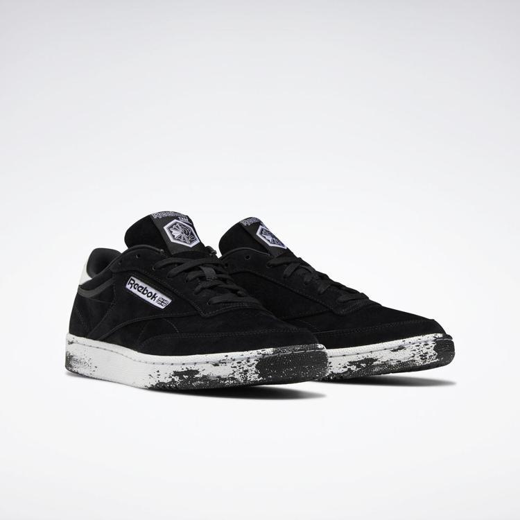 Reebok YKGF X CLUB C 85經典鞋2,650元。圖/Reebo...
