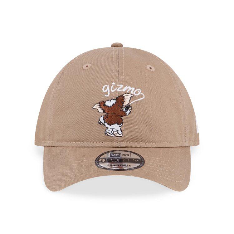 New Era聯名小精靈系列940UN帽1,380元。圖/New Era提供
