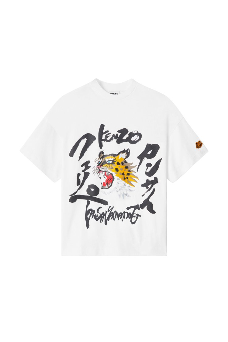 KENZO近日正式發表KENZO X KANSAIYAMAMOTO (山本寬齋)...