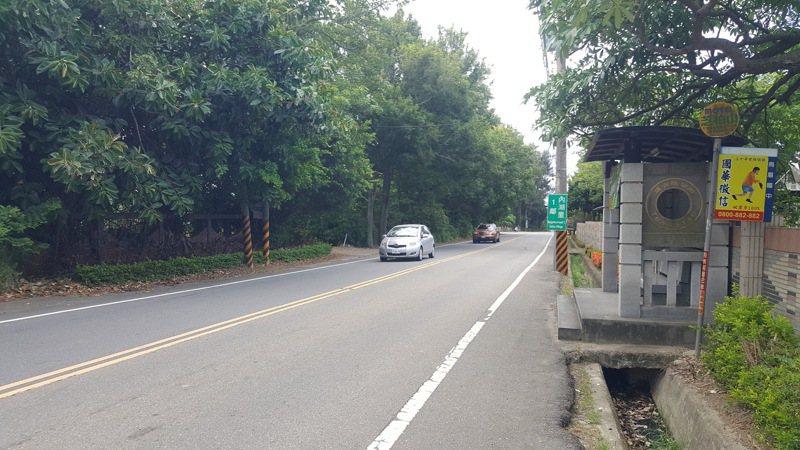 苗栗縣128縣道拓寬工程案縣府修正計畫,規畫優先路段1.3公里拓寬到15公尺,將提報交通部審議。本報資料照片