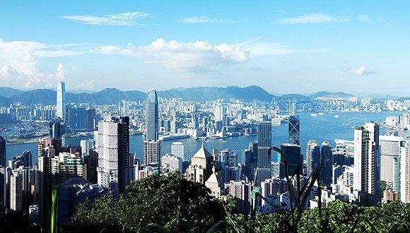 香港「優秀人才入境計劃」的配額由每年1千名增加至2千名。(圖/取自新浪網)