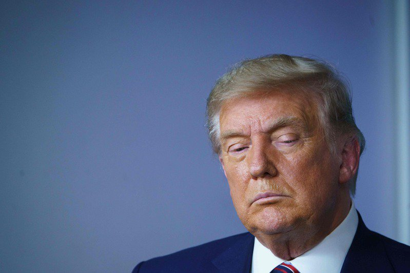 美國總統川普。(法新社)