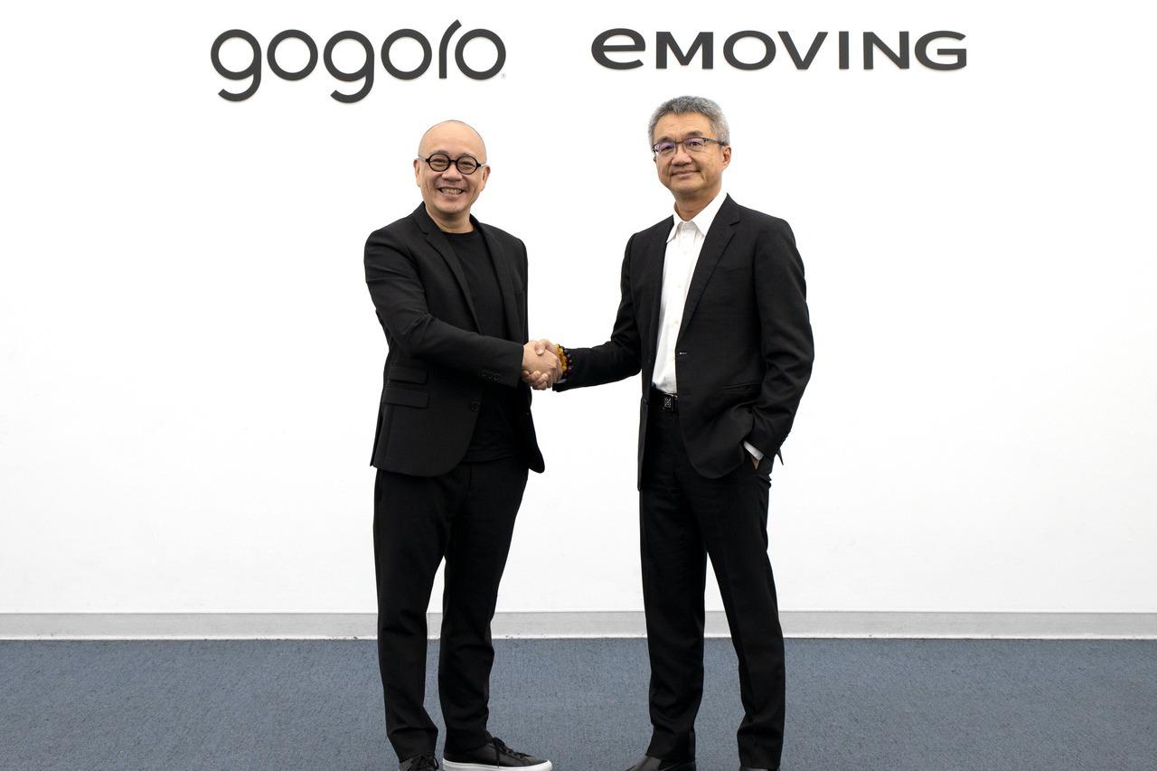 裕隆結盟Gogoro 攻換電機車