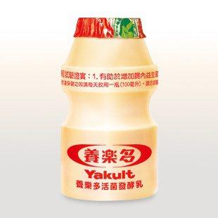 小小一瓶養樂多健康又好喝,是許多人愛不釋手的飲品。圖擷取自養樂多官方網站