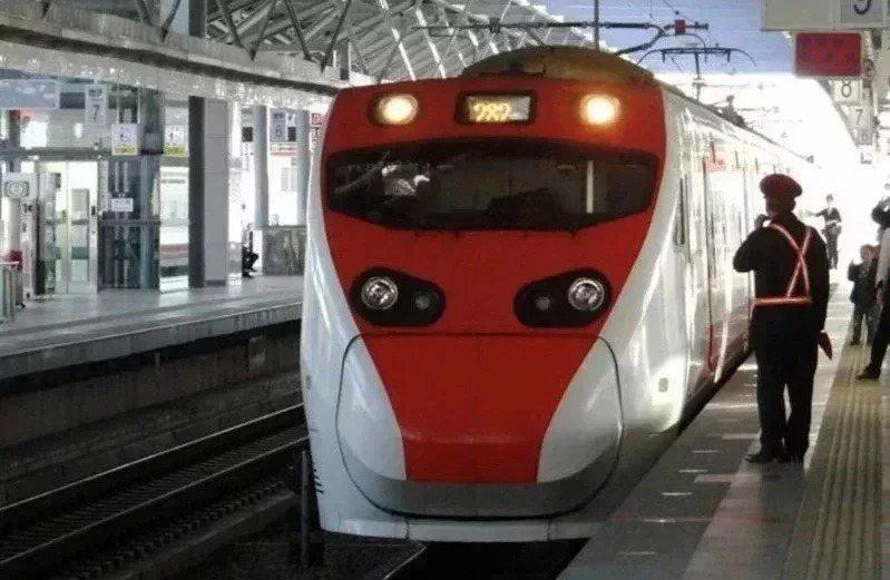圖為普悠瑪列車示意圖。 聯合報系資料照