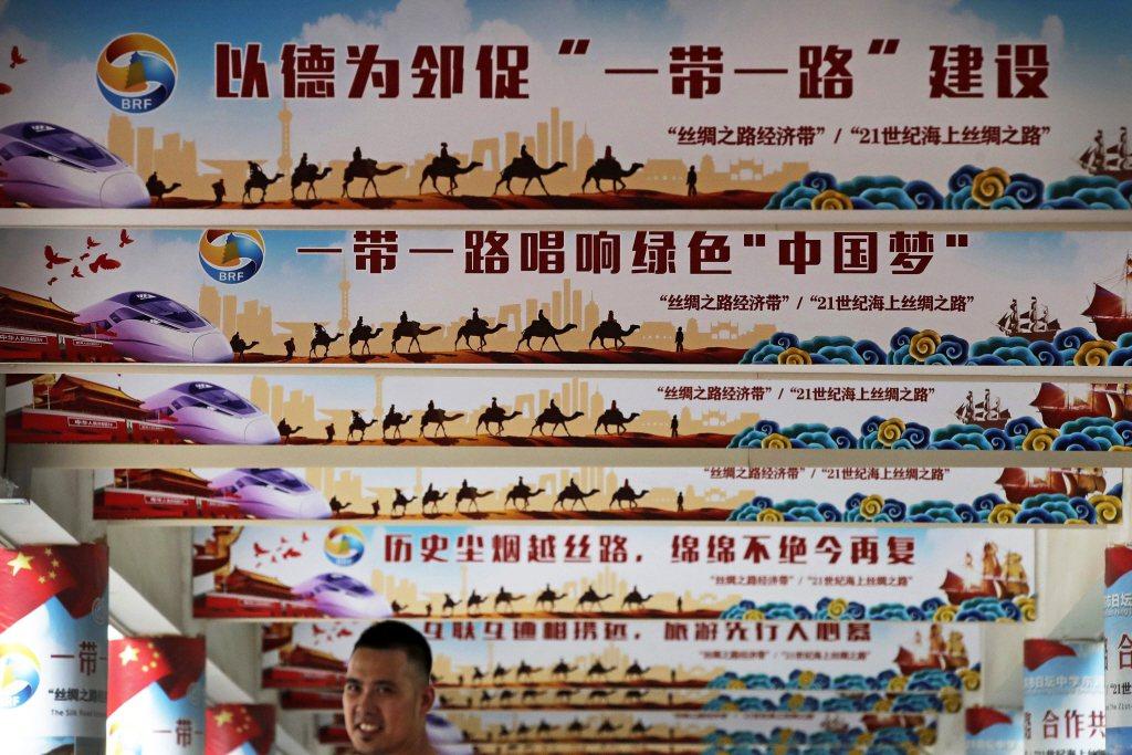 中國夢的意識型態、區域擴張、軍備競賽,這些意圖改變國際體系與經濟秩序的作為,必然引發美國與西方世界的圍堵。 圖/美聯社