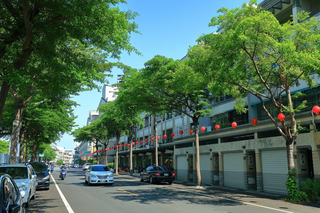 台南人偏愛採光通風佳的透天厝。 業者/提供