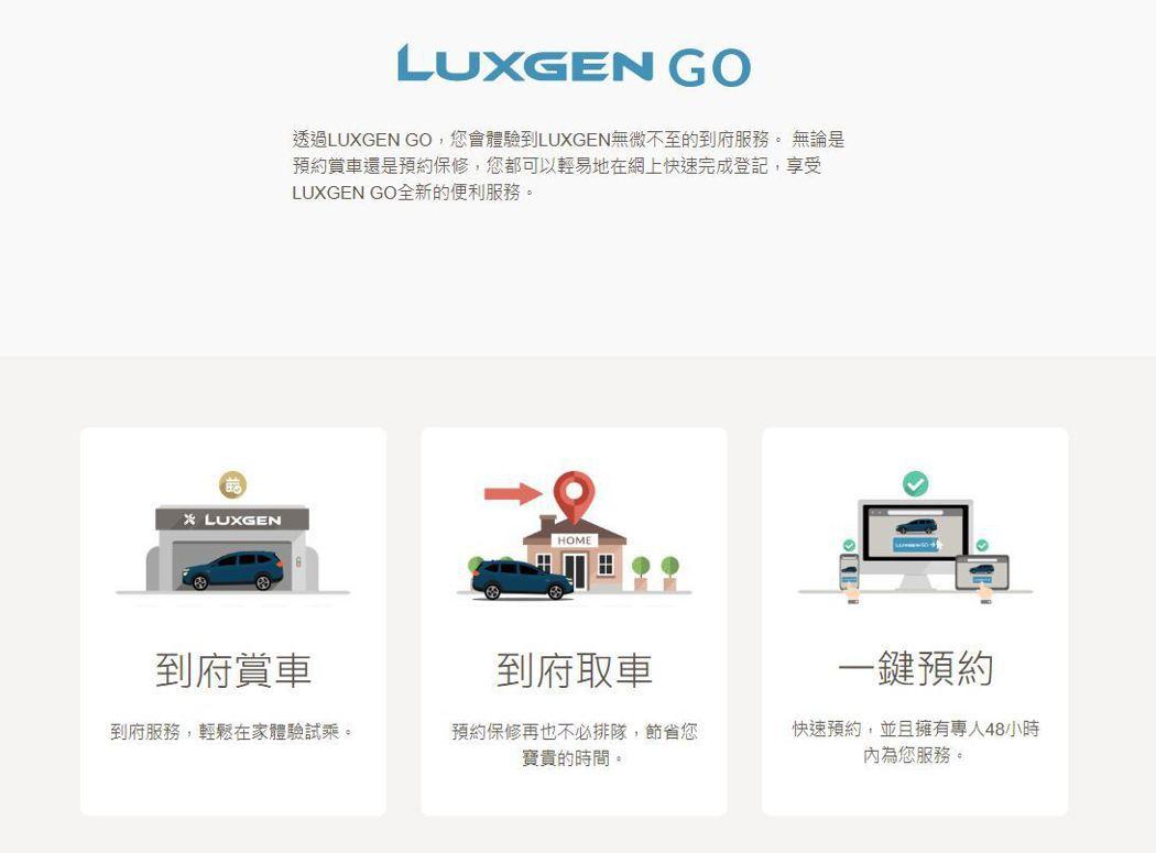 圖/截自Luxgen官網