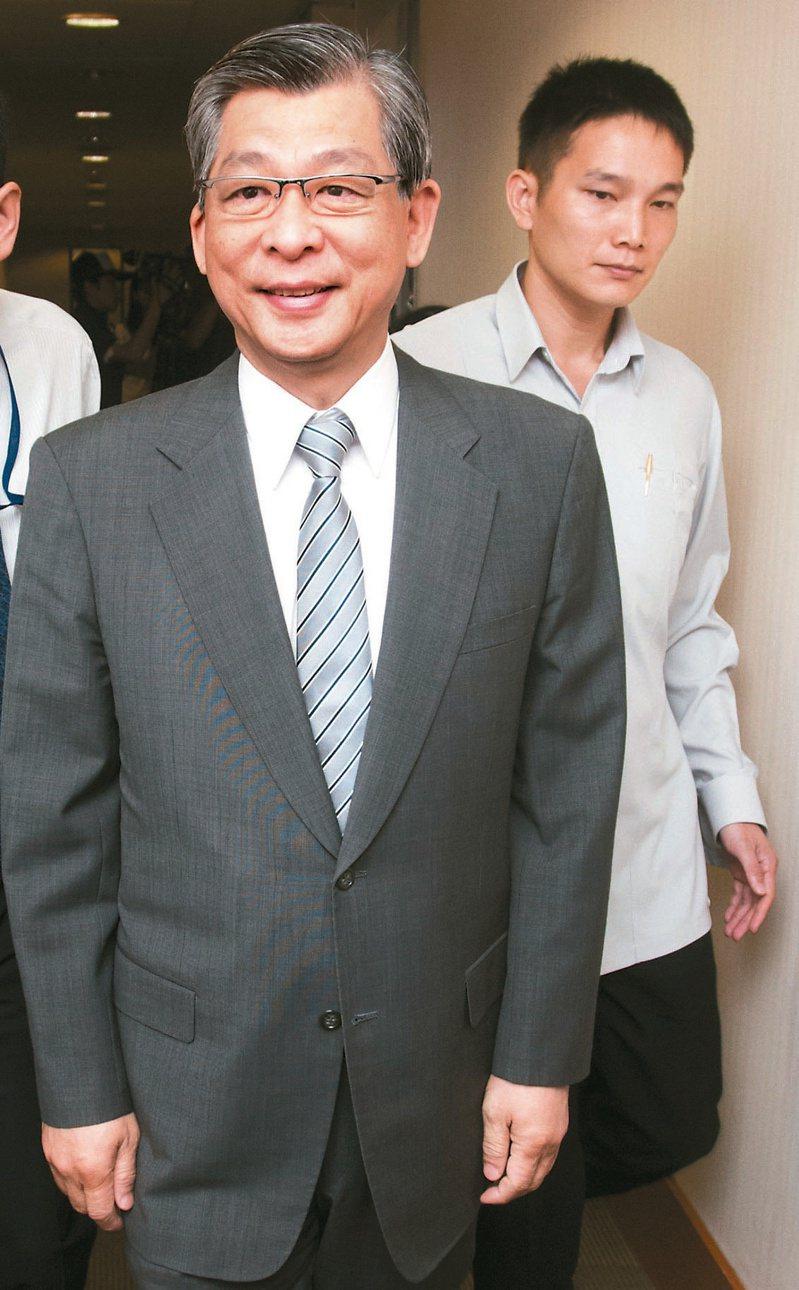 國泰金董座蔡宏圖。 (本報系資料庫)