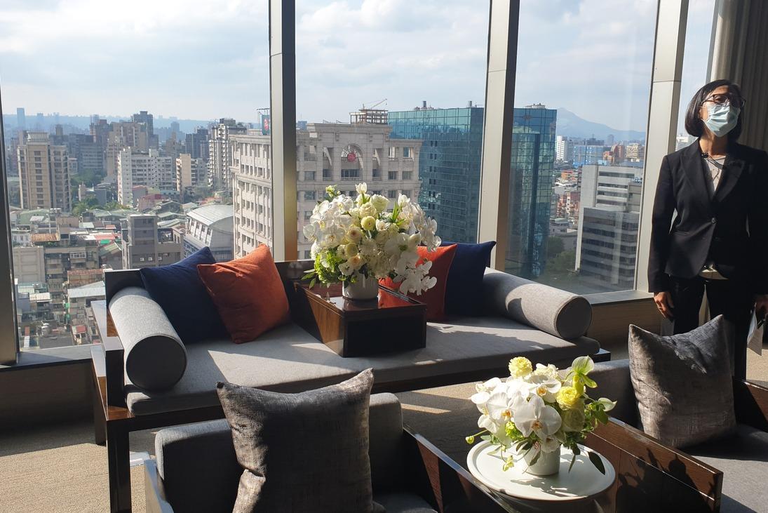 麥可傑克森交給晶華酒店的任務 「打開台北」周末揭密