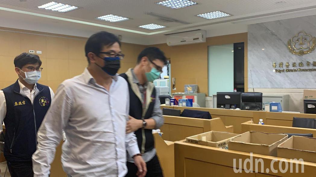 勞動部勞金局國內投資組前組長游迺文。記者賴佩璇/攝影。