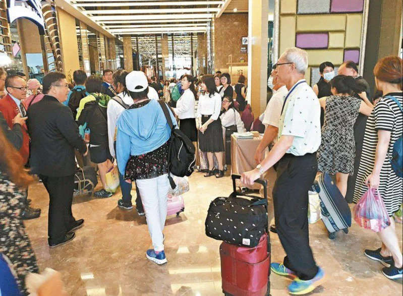 交通部將於12月到明年1月底推團體旅遊補助。本報資料照片