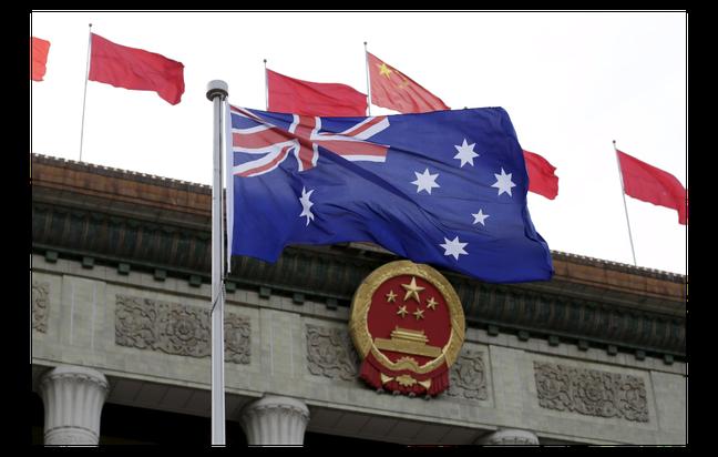 隨著雙邊關係持續惡化,澳洲商品出口至中國也遭遇越來越多的阻擾。路透