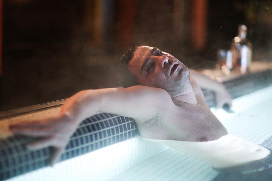 《緝毒風暴》東京影帝納維德莫哈瑪查德飾演毒梟納瑟。捷傑提供