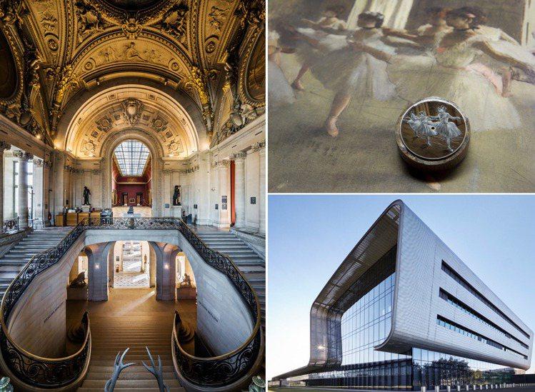 江詩丹頓與羅浮宮、佳士得一同推出的「Bid for Louvre」專場拍賣,是為...