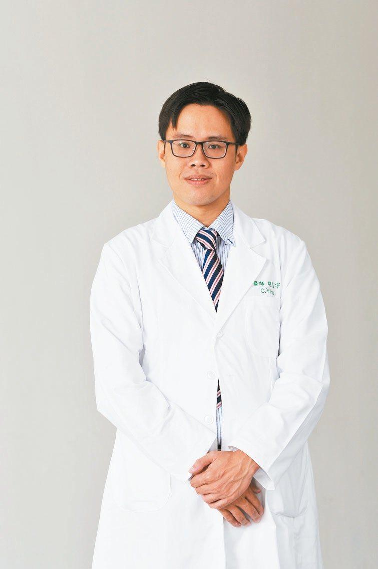 林口長庚醫院耳鼻喉部耳科主治醫師胡志宇 圖╱胡志宇提供